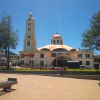 Einer der vielen Kirchen