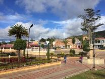 Hauptplatz Soracás