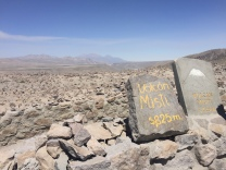 Höchster Punkt: 5.000 Meter