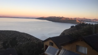 Wunderschöner Ausblick
