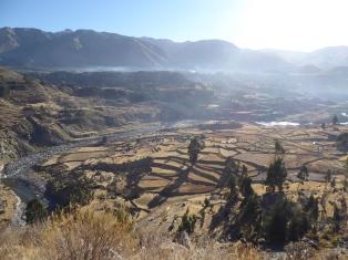 Inka-Terrassen
