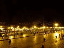 Cusco bei Nacht