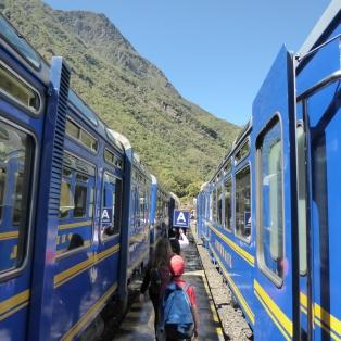 Zurück nach Cusco