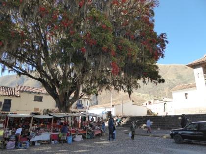 Andahuaylillas, wie Barichara