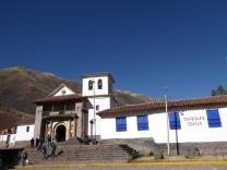 Kirche mit sixtinischer Kapelle innen
