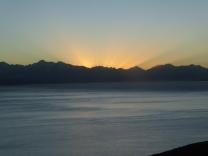 Weiterer eindrucksvoller Sonnenuntergang