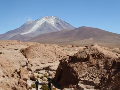 Mehr Vulkane