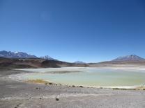 Türkisfarbene Lagune
