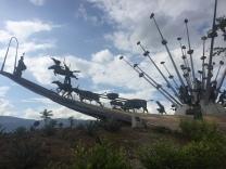 Monument des Parkes
