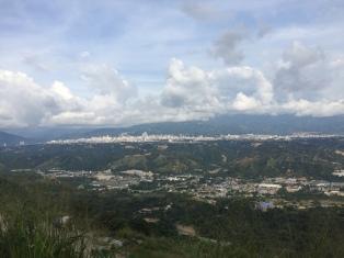 Tolle Sicht auf Bucaramanga