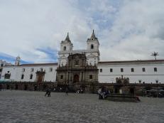 Quitos Hauptplatz