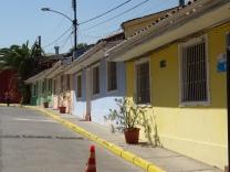 Eine der schönen Ecken Santiagos